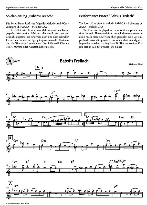 Clarinet Play Along