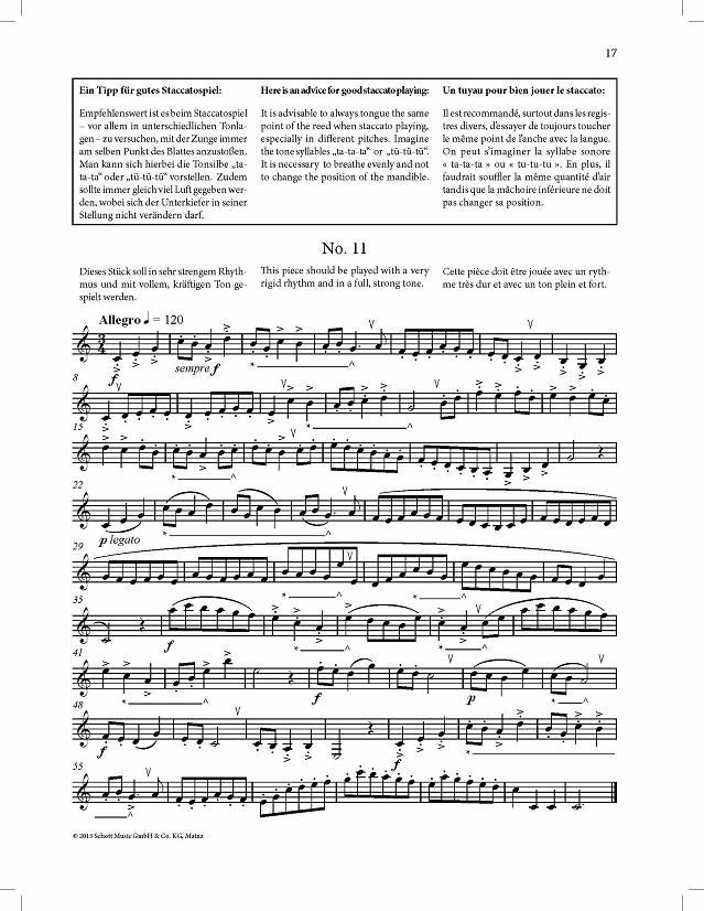 clarinet concerto no 1 in f minor op 73 orch part s