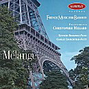 Mélange, French Music For Bassoon - Christopher Millard