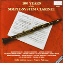 100 Years of the Simple-System Clarinet - Colin Lawson