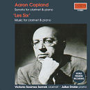 "Copland - ""Les Six"" Music for Clarinet an"