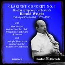 Clarinet Concert No. 4 - Harold Wright