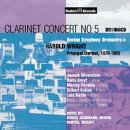 Clarinet Concert No. 5 - Harold Wright