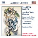 Marion Bauer: Orchestral and Chamber Works