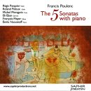 Poulenc, The 5 Sonatas with Piano
