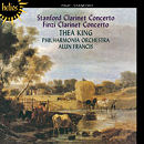 Finzi - Stanford Clarinet Concertos - Thea King