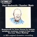Paul Hindemith: Chamber Music