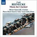 Carl Reinecke Music for Clarient - Dartevelle
