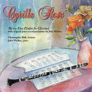 Cyrille Rose 32 Etudes - Hill