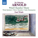 Sir Malcolm Arnold: Wind Chamber Music