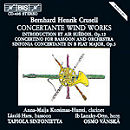 Crusell Concertante Wind Works - Korsima-Hurst
