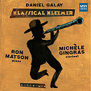 Daniel Galay Klassical Klezmer - Michèle Gingras