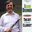 The Art of Playing Clarinet - Brunner