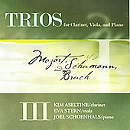 Trios for Clarinet, Viola, and Piano - Kim Aseltine