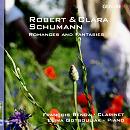 Robert & Clara Schumann, Romances and Fantasies - François Benda