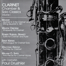 Clarinet Chamber and Solo Classics Vol 1 - Drushler