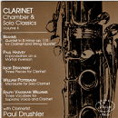Clarinet Chamber and Solo Classics Vol II - Drushler