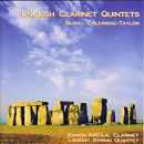 English Clarinet Quintests - Ramon Kireilis