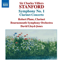 Stanford: Symphony No. 1 - Clarinet Concerto: Robert Plane