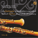 The Spanish Romantic Clarinet Vol. 3 - Pedro Rubio