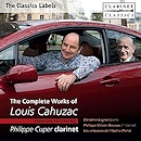 Complete Works of Louis Cahuzac - Philippe Cuper