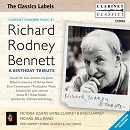 Richard Rodney Bennett, A Birthday Tribute - Victoria Soames Samek clarinet