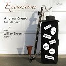 Excursions - Andrew Grenci, bass clarinet