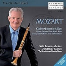 Mozart Clarinet Quintet in A K581 - Colin Lawson