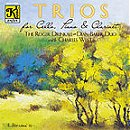 Trios for Cello, Piano & Clarinet - West