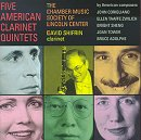 Five American Clarinet Quintets - David Shifrin