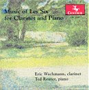 Music of Les Six for Clarinet and Piano