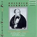 Clarinet Virtuosi of the Past: Heinrich Baermann - Soames