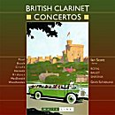 British Clarinet Concertos - Ian Scott