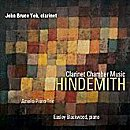 Clarinet Chamber Music by Hindemith
