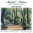 Mozart - Nielsen, The Clarinet Concertos