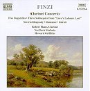 Finzi: Clarinet Concerto - Five Bagatelles